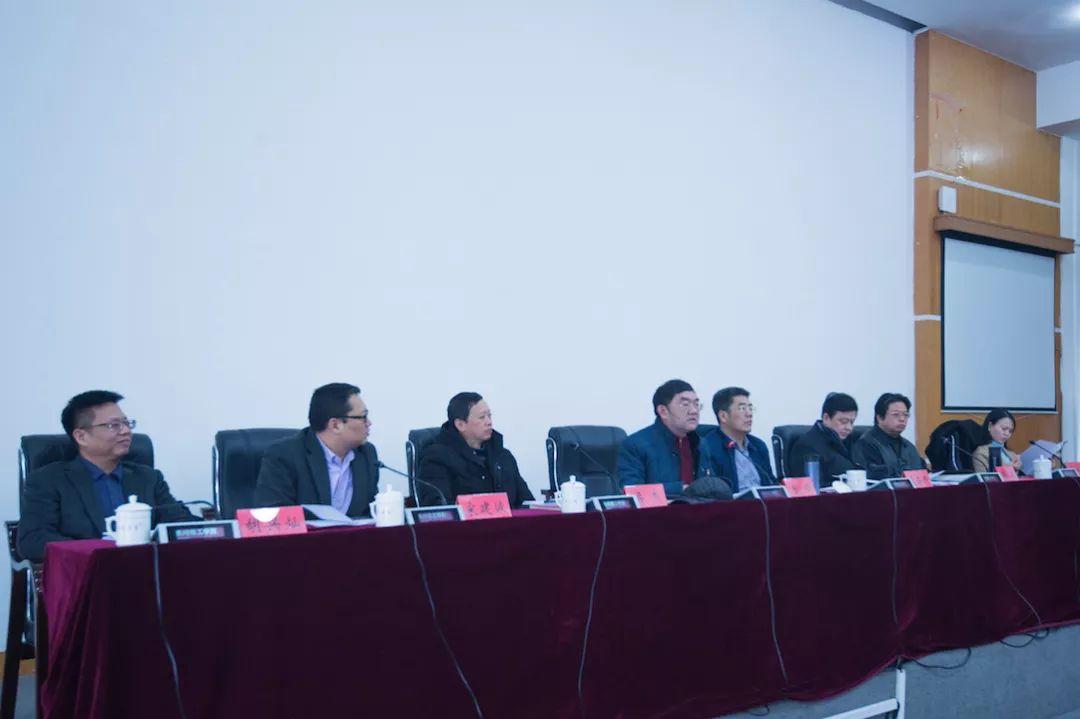 贵州理工学院第一届第六次教职工代表大会胜利闭幕
